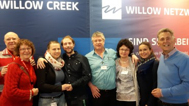 Besuch Willow Creek Kongress
