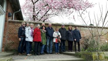Oldenburger Geschichts- und Gartentour